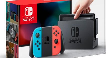 Colapsa My Nintendo Store por preventa de Switch