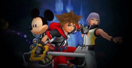 <em>Kingdom Hearts HD 2.8 Final Chapter Prologue</em>: Un demo un remake y una película