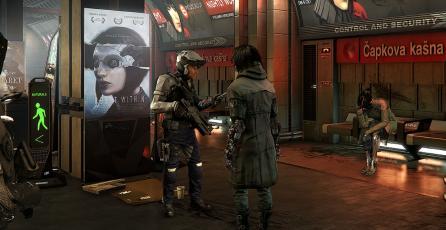 <em>Deus Ex: Breach</em> y <em>Deus Ex: Mankind Divided VR Experience</em> disponibles en Steam