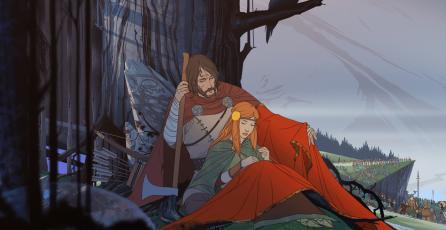 Anuncian Kickstarter para <em>The Banner Saga 3</em>