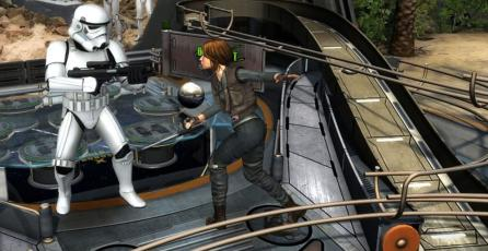 Anuncian <em>The Star Wars Pinball: Rogue One</em>