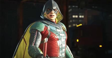 Robin es el nuevo luchador de <em>Injustice 2</em>