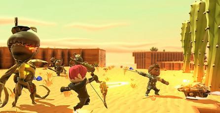 505 Games presenta <em>Portal Knights</em> para PlayStation 4
