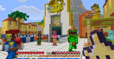 Actualización para  <em>Minecraft: Wii U Edition</em> llegará pronto
