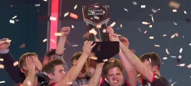 Más de un millón de personas vieron épico comeback en torneo de <em>Counter-Strike: GO</em>