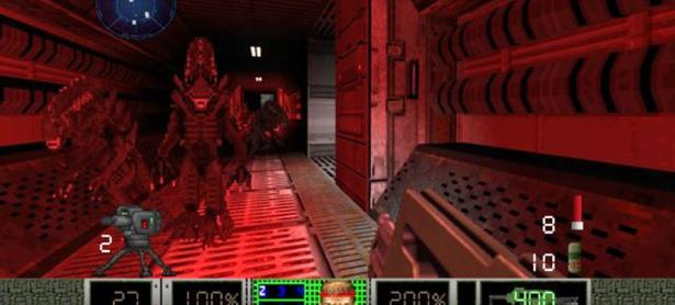 Mod promete capturar la esencia de <em>Alien </em>en <em>Doom</em>