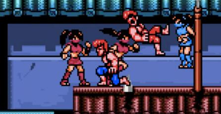 Retrasan debut de <em>Double Dragon IV</em> en Japón