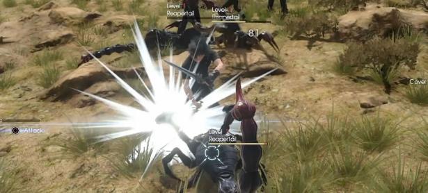 Habrá nuevo Active Time Report de <em>Final Fantasy XV</em>