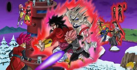 <em>Dragon Ball Heroes: Ultimate Mission X</em> es el nuevo juego de la franquicia en 3DS