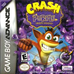 Crash Bandicoot Purple: Ripto´s Rampage