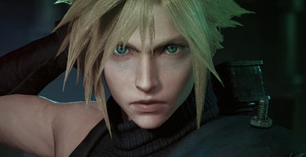 Mira a Sephiroth en el nuevo arte de <em>Final Fantasy VII Remake</em>