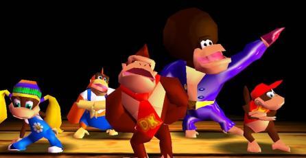 Descubren nueva moneda en <em>Donkey Kong 64</em> después de 17 años