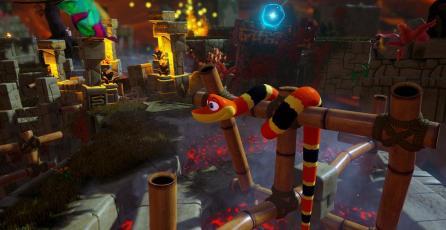 El juego de plataformas <em>Snake Pass</em> llegará a Switch