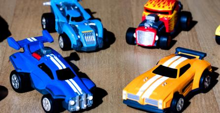 Se vienen autos de juguete coleccionables de <em>Rocket League</em>