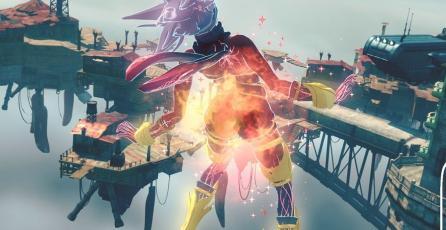 <em>Gravity Rush 2</em> recibe contenido inspirado en <em>Phantasy Star Online 2</em>