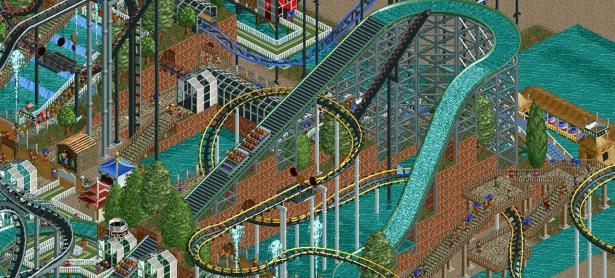 Creador de <em>RollerCoaster Tycoon</em> habla sobre la franquicia