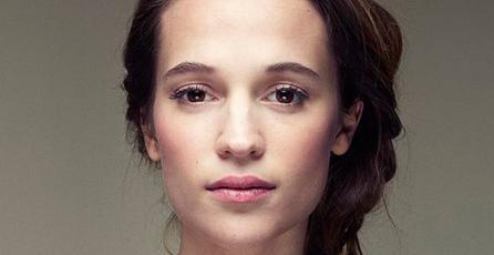 Así luce Alicia Vikander como Lara Croft en <em>Tomb Raider</em>