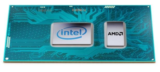 Procesadores Intel podrían salir con tarjeta gráfica AMD integrada este año