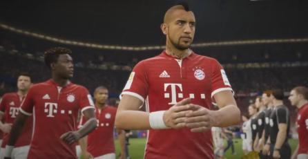 Nintendo Switch recibirá <em>FIFA 18</em> en septiembre