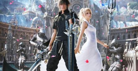 <em>Final Fantasy XV</em> tendrá una herramienta de creación de personajes