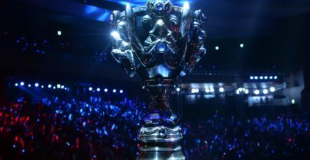 La final Mundial de LoL se realizara en el estadio olímpico de Pekín 2008