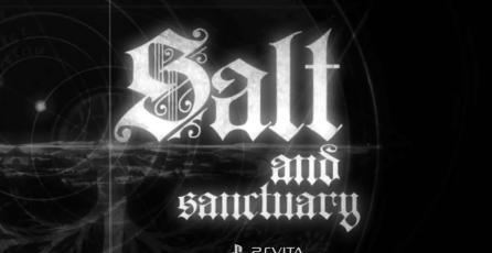 <em>Salt and Sanctuary</em> sí llegará a PlayStation Vita