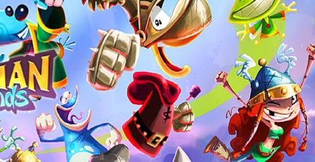 <em>Rayman Legends</em> tendrá algunas sorpresas en Switch