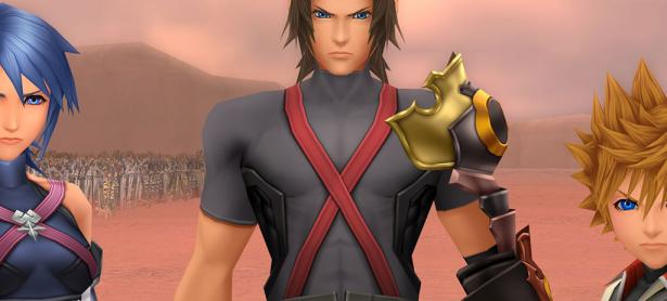 Muestran pantalla de selección de <em>Kingdom Hearts HD 1.5 + 2.5 </em>