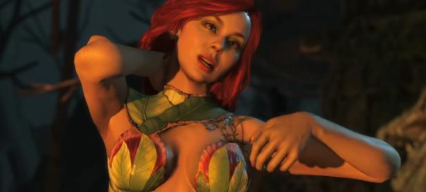 <em>Injustice 2</em> revela gameplay de Catwoman, Poison Ivy y Cheetah