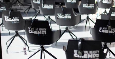 Abren primer cine IMAX VR en Los Ángeles