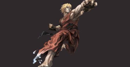 Mira esta costosa estatua de Ken de <em>Street Fighter </em>