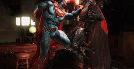 Checa este nuevo video de <em>Injustice 2</em> para móviles