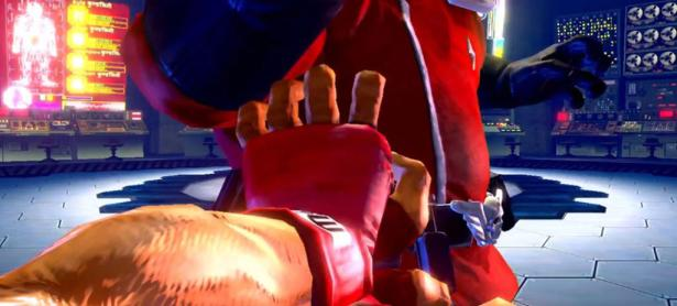 Ve el modo first-person de <em>Street Fighter II</em> para Switch