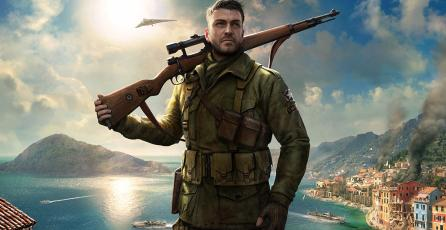 <em>Sniper Elite 4</em> alcanza el doble de fps en PS4 Pro