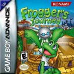 Froggers Journey: Forgotten Relic