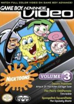 GBA Video: Nicktoons Collection (Volume 3)