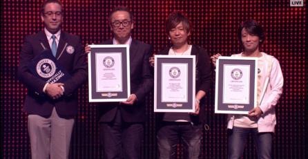 <em>Final Fantasy</em> instaura tres nuevos récords mundiales Guinness