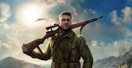 <em>Sniper Elite 4</em>