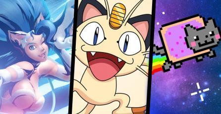 Los gatos más recordados en la Internet y los videojuegos