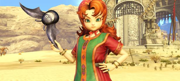 Anuncian <em>Dragon Quest Heroes II</em> para PC