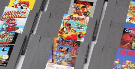 The Mexican Runner está a punto de terminar todos los juegos de NES