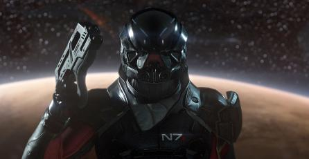 Ya jugamos Mass Effect Andromeda