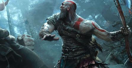 <em>God of War </em> para PS4 podría llegar este año