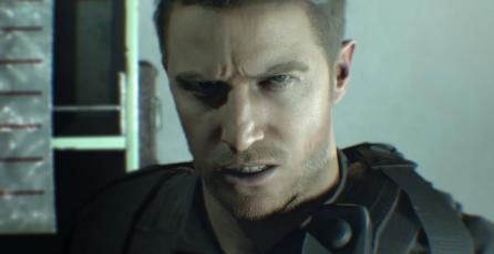 Chris Redfield regresará a <em>Resident Evil 7</em> en otoño