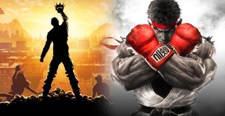 <em>Street Fighter V</em> y <em>H1Z1: King of the Kill</em> tendrán torneos televisados de Esports
