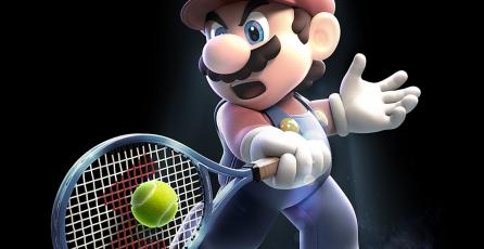 Mira a <em>Mario Sports Superstars</em> en su modo tenis