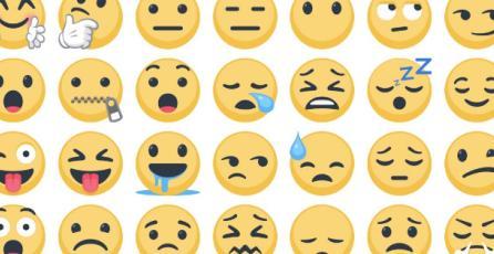 Todos los nuevos emojis de Facebook ya están disponibles para los usuarios