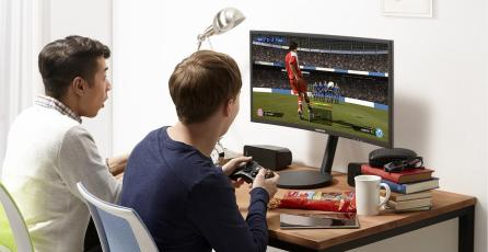 Samsung presenta su primer monitor curvo dedicado para videojuegos