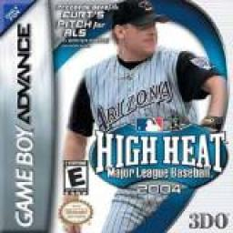 High Heat Baseball 2004