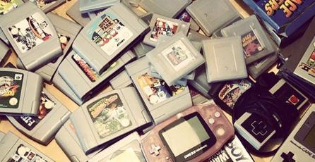 The Video Game History busca crear el archivo digital más grande de juegos